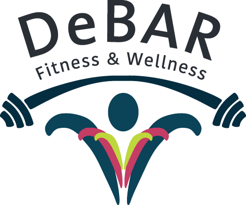DeBar Fitness and Wellness Retina Logo